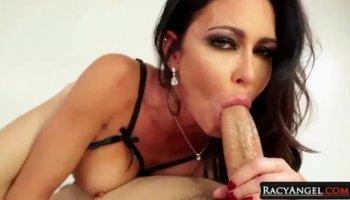 Horny brunette desires pleasing your cock